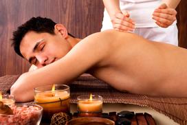 full body massage in noida